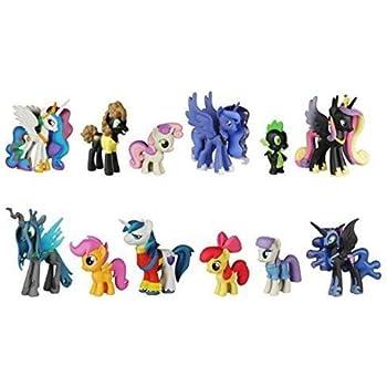 Amazon.com: My Little Pony Rainbow Shimmer Princess Luna