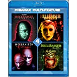 Hellraiser: Bloodline / Hellraiser: Inferno / Hellraiser: Hellseeker / Hellraiser: Hellworld (Multi-Feature) [Blu-ray]