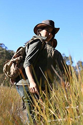 femme Australia pour à Beige à Kakadu Sac porter Traders l'épaule w1I55q6T