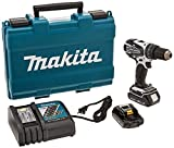 Cheap Makita XPH01CW 18V Compact Lithium-Ion Cordless 1/2-Inch Hammer Driver-Drill Kit (Discontinued by Manufacturer)