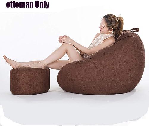 Longma Bean Bag Chair,Extra Soft Lazy Sofa Beanbag Seat Chair