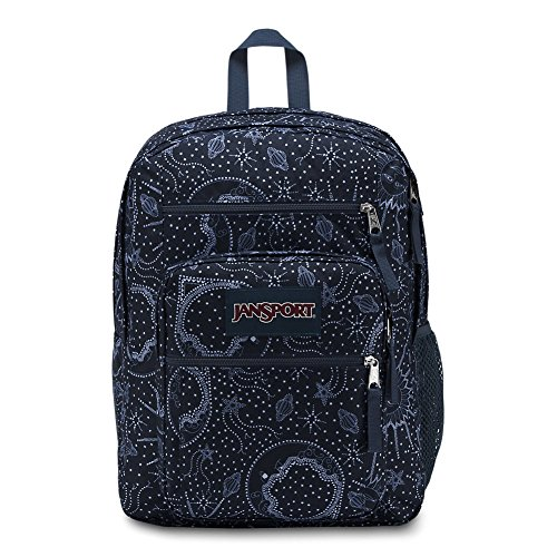 JanSport Unisex Big Student Oversized Backpack Star Map