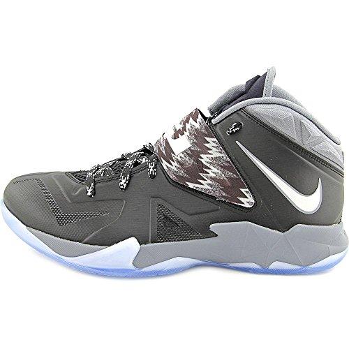 Nike Zoom Soldat Vii Pp Haut De Basketball Pour Homme 609679 Lebron