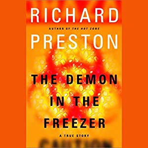 The Demon in the Freezer Hörbuch