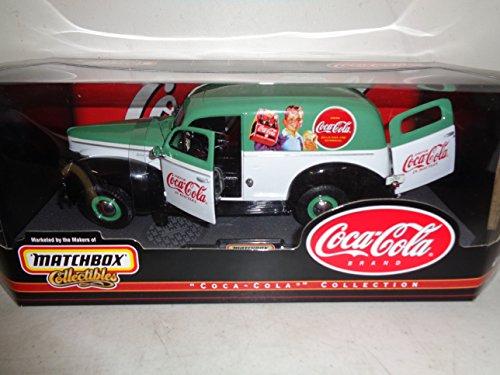 Matchbox Coca-Cola 1940 Ford Sedan Delivery Truck