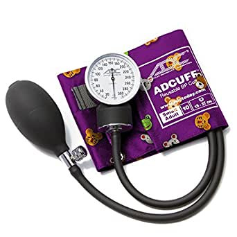 ADC PROSPHYG 760 Pocket Aneroid Sphygmomanometer, Adimals, Small Adult