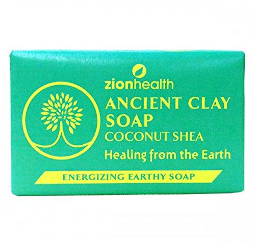 Ancient Clay Coconut Shea Soap 100% Natural. Vegan Soap