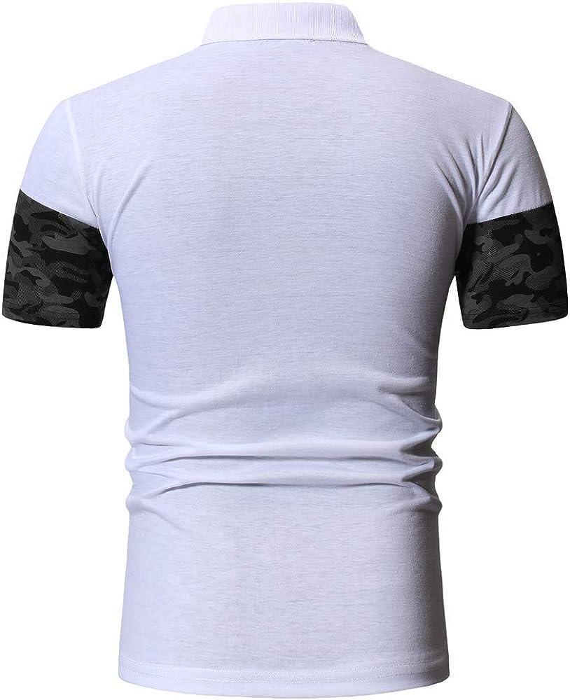 Gusspower Camisetas Hombre Originales Manga Corta Verano Camisa ...