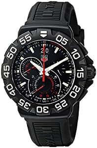 TAG Heuer Men's CAH1012.BT0717 Formula 1 Grande Date Chronograph Watch