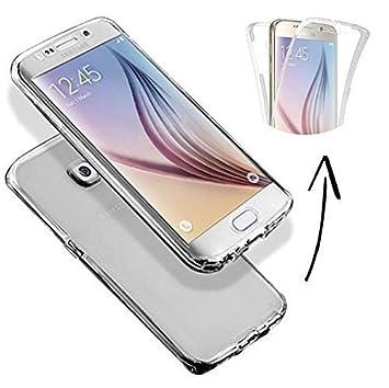 Finoo Samsung Galaxy S7 Komplettschutz Vorne Hinten Tpu