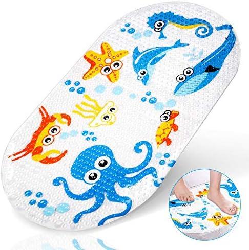 Aiming 9 Farben Schwamm-Baby-Badematte Anti-Rutsch-Sponge-Matte Anti-Rutsch-Badewanne Baby-Badewanne Pad Newborn Sitz f/ür Baby Care