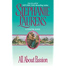 All About Passion (Cynster Book 7)