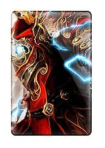 Tough Ipad BBM749PYBd Cases Covers/ Cases For Ipad Mini(iron Man Anime)