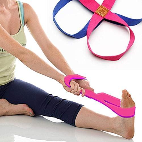 Correa el/ástica para yoga 8 formas LightKids