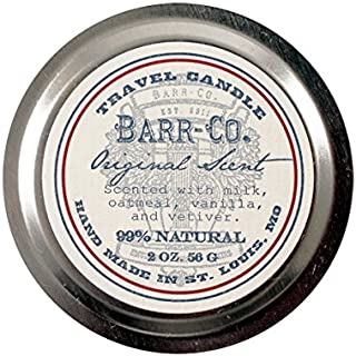 product image for Travel Candle 2oz Candle by Barr-Co.
