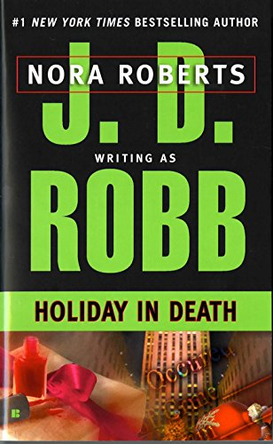 book cover of Holiday in Death
