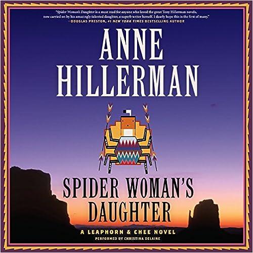 Download gratuito di libri audio di best seller Spider Woman's Daughter: Library Edition (Leaphorn & Chee Mysteries) 1483005216 RTF