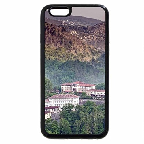 iPhone 6S / iPhone 6 Case (Black) superb monastery at covadonga spain