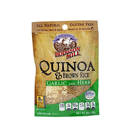 quinoa with brown rice - 2