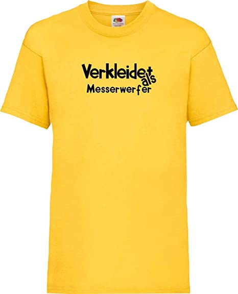 camiseta de niño Carnaval Verkleidet als Lanzador del ...