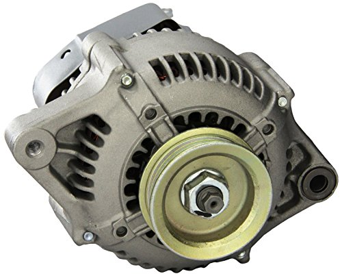 1995 Honda Civic Alternator - Denso 210-0213 Remanufactured Alternator