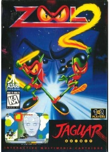 Zool 2 for Atari Jaguar 64 Bit: Video Games - Amazon.com