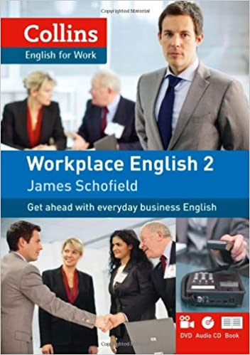 Collins English for Work: Workplace English 2: A2
