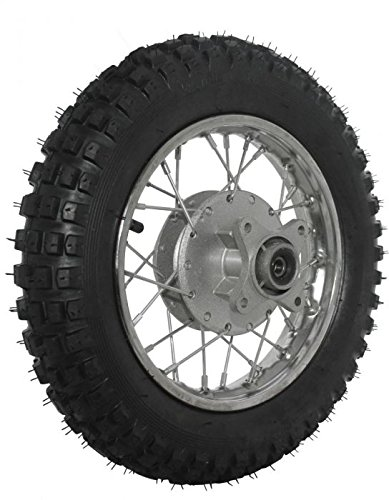 50cc//125cc 10 Inch Rear Rim Wheel Drum Brake Hub Motorsports Dirtbike Pit Bike