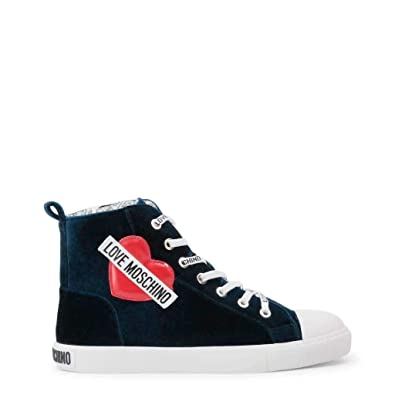 15c04ba2cb6476 Love Moschino Sneakers: Amazon.fr: Chaussures et Sacs