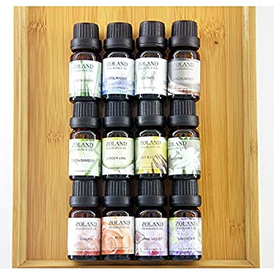Euone_Home Organizers and StorageWater-Soluble Dropper Essential Oil for Car, Humidifier and Aromatherapy Machine,Closet Organizers and Storage: Home & Kitchen
