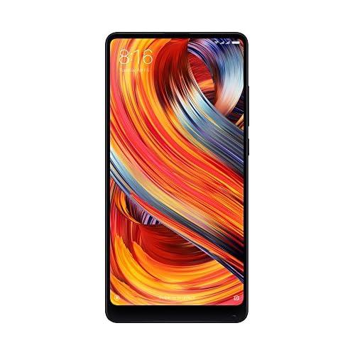 chollos oferta descuentos barato Xiaomi Mi Mix 2 Smartphone libre de 5 99 4G WiFi Bluetooth 5 0 NFC 835 2 45 GHz memoria interna de 64 GB RAM de 6 GB cámara de 12 MP Android MIUI Dual SIM versión española negro