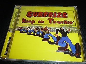 CD SURPRIZE  KEEP ON TRUCKIN' 71 GREAT HEAVY PSYCHE BLUES