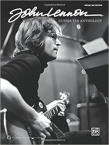 Book John Lennon -- Guitar TAB Anthology by John Lennon (2013-06-01)