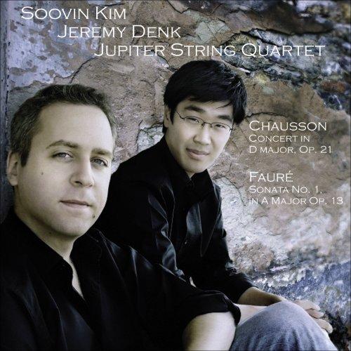 Chausson: Concerto for Violin, Piano and String Quartet