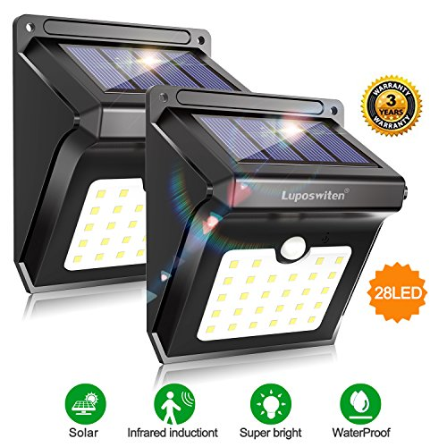 100 Led Solar Motion Light - 4
