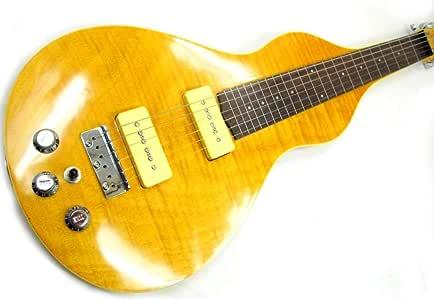 Miiliedy 24 trastes Guitarras eléctricas hawaianas Personalidad ...