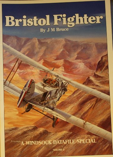 Windsock Datafile Special No. Bristol Fighter Volume 2