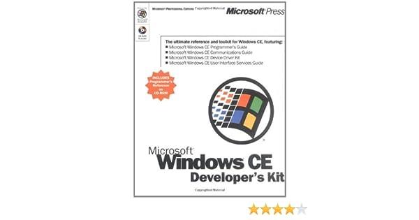 Microsoft windows ce developers kit microsoft professional microsoft windows ce developers kit microsoft professional editions microsoft corporation microsoft corporation staff 9780735606197 amazon books publicscrutiny Choice Image