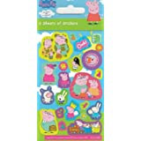 Paper Projects 01.70.15.005 Peppa Pig Party Pack Stickers