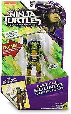 Tortugas Ninja - Movie 2 Donatello con Sonido (Giochi ...