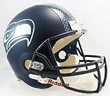 Seattle Seahawks Official NFL Football Helmet by Riddell