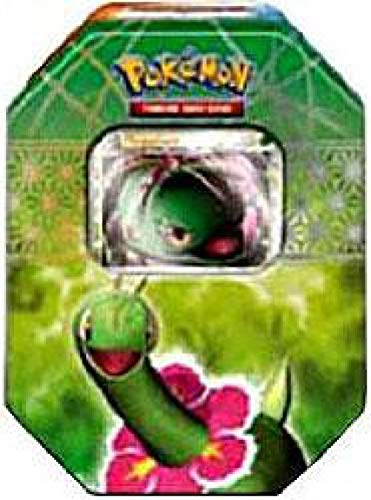 Pokemon 2010 Spring Tin Heart Gold Soul Silver Tin: Meganium