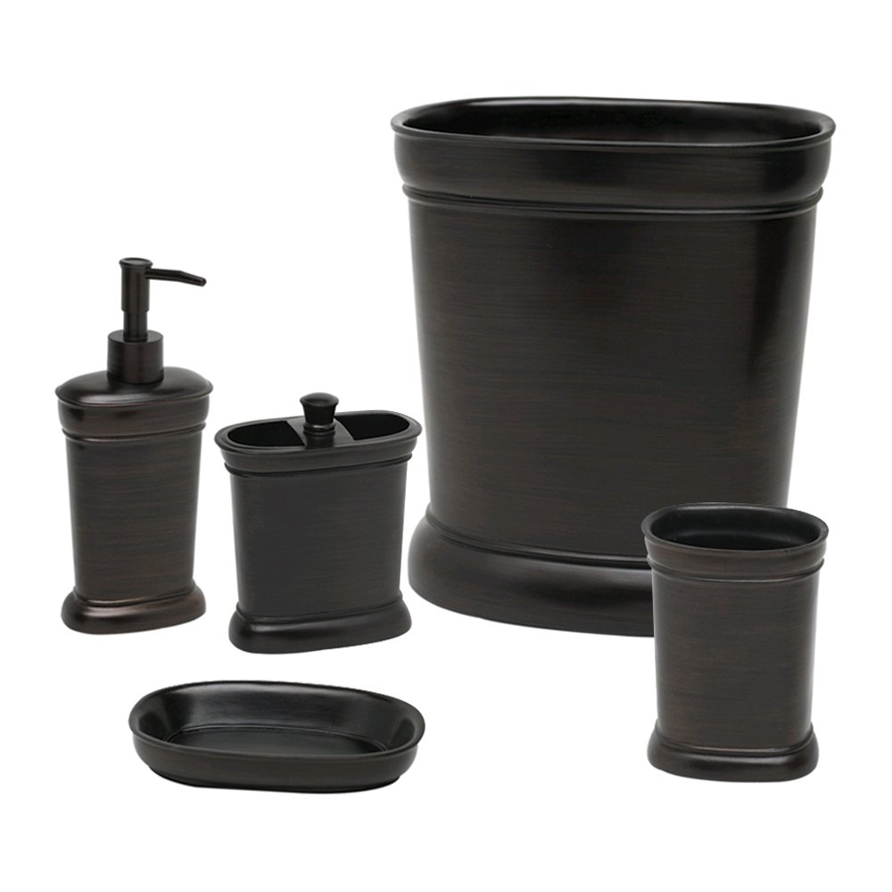 Zenith Products KZBA5-541 Marion KZBA5-541 Bath Accessory Kit, Oil Rubbed Bronze, 5-Piece by Zenith Products