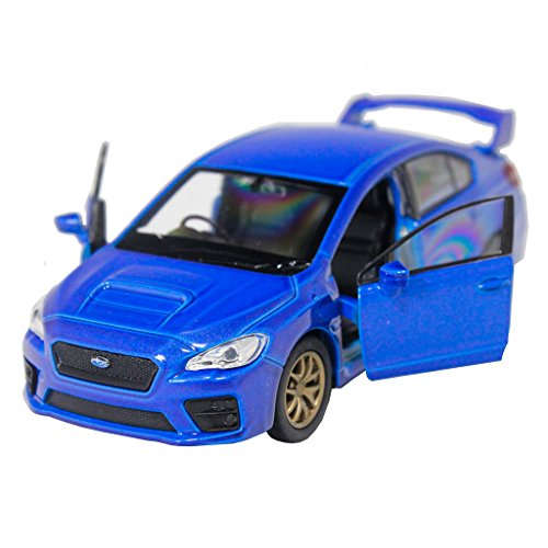 welly-134-139-die-cast-2015-subaru-impreza-wrx-sti-car-blue-model-collection