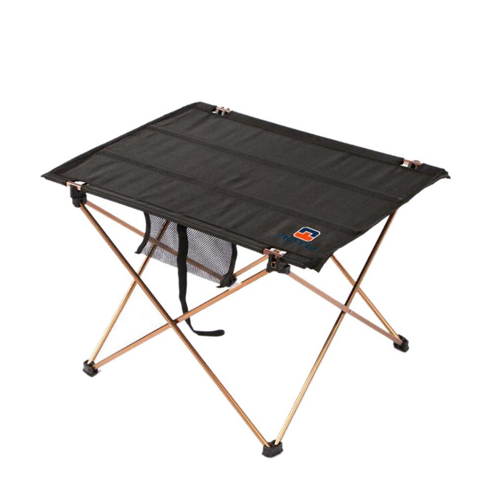 nadalanアウトドアポータブル折りたたみキャンプピクニックテーブル B071LQBL64