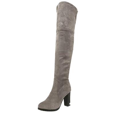 Knee Damen Western Over Coolcept Stiefel H2ED9WI