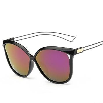 CJ 2018 nuevas gafas de sol polarizadas de la manera de las mujeres que conducen los