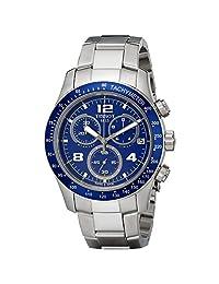Tissot Mens Chrono V8 Analog Business Quartz SWISS Watch (Imported) T0394171104702