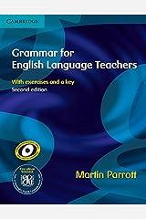 Grammar for English Language Teachers Paperback