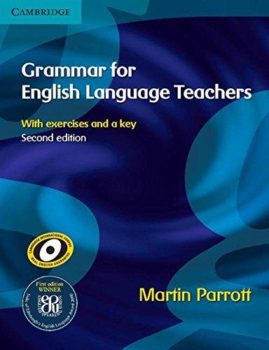 Grammar for English Language Teachers [Martin Parrott] (Tapa Blanda)